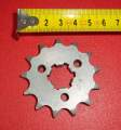 (KE 175, KX 125, many other models) Ritzel Motor 13144-053 SPROCKET ENGINE 13 T