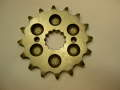 (Z 550 GP, Z 550 LTD, many other models) Ritzel Motor 13144-1016 SPROCKET ENGINE 16 T