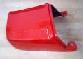 (Z 500, Z 550) Heckbuerzel 14025-1046-B1 FIRECRACKER RED SEAT COVER 30% DISCOUNT (Kratzer, Lackschaeden/SCRATCHES, PAINT DAMAGES)